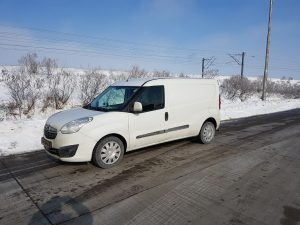 Spoedtransport naar de sneeuw vanuit Nijkerk